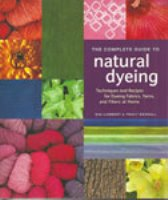 Complete Guide to Natural Dyeing slowyarn.com