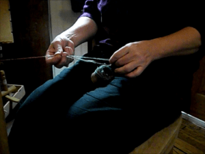 Spinning Navaho Ply How-to Video
