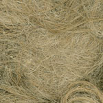 Woolery flax tow